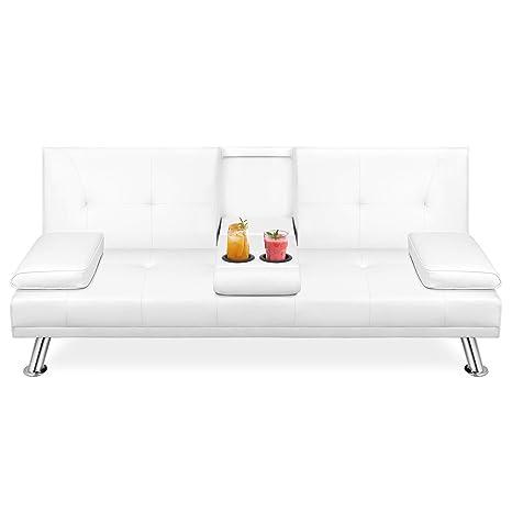 Amazon.com: sofás, Cuero artificial: Kitchen & Dining