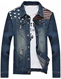 Amazon.com: XS - Denim / Lightweight Jackets: Clothing, Shoes ...