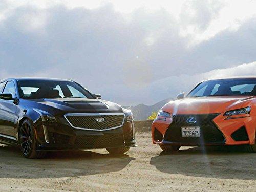 2016 Cadillac CTS-V vs. 2016 Lexus GS F