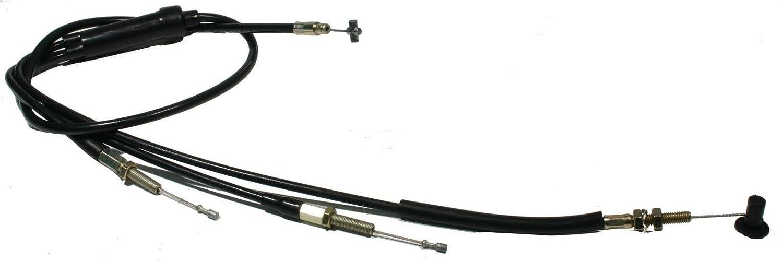SPIスロットルケーブルforスノーモービルArctic Catパンテラ1990-dual W / Injection vm34 B01NCIN5GP