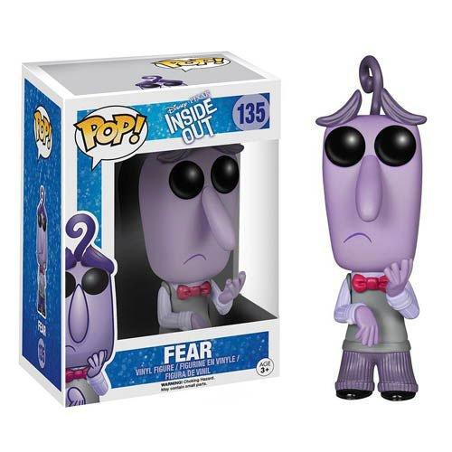 Inside Fear Disney Pixar Vinyl Figure product image