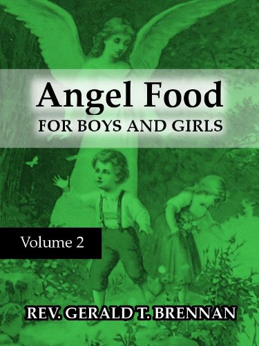 For Heaven's Sake (Angel Food for Boys & Girls Book 2)