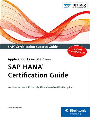 Sap Hana Administration Book