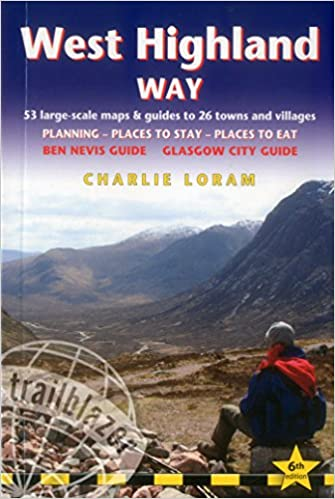 West Highland Way Guidebook (Trailblazer)
