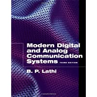 Modern Digital and Analog Communications Systems (The Oxford Series in Electrical and Computer Engineering)
