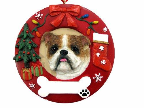 sonalized Christmas Ornament (Bulldog Christmas Ornament)