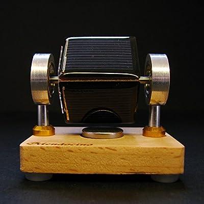 HandsMagic Solar Toy Mini Mendocino Motor Magnetic Suspension Scientific Toys: Toys & Games