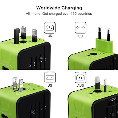 Buy international plug adapter