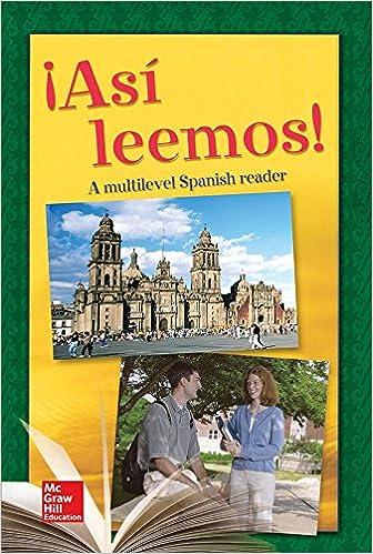 As Leemos Multilevel Spanish Reader NTC