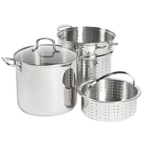 12 Quart Stainless Multi Cooker - 5