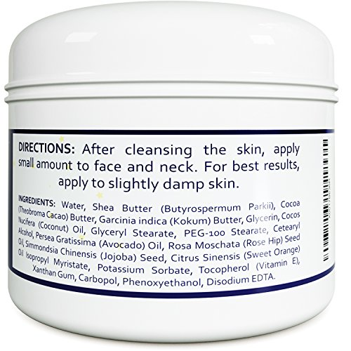 51e1VfVfnhL - Anti Aging Night Cream Moisturizer for Dry Skin - Firming Cream For Women & Men - Best Anti Wrinkle Cream for Sensitive Skin - Collagen Booster - All Natural Skin Care with Antioxidants & Shea Butter