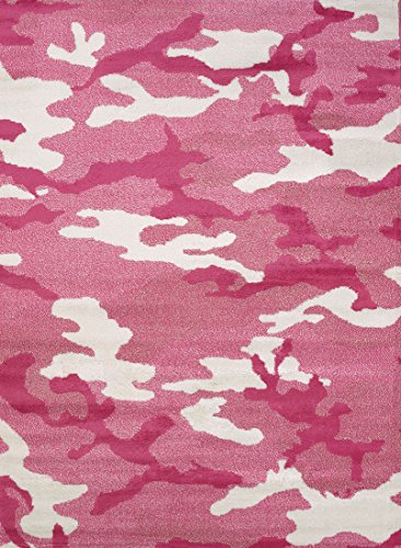 United-Weavers-Regional-Concepts-Pink-Camo-Area-Rug