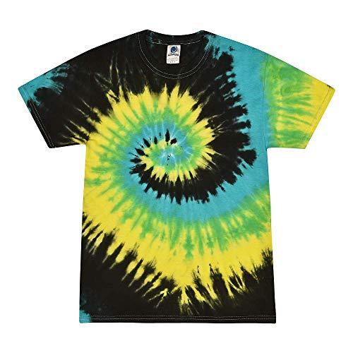 - Colortone Tie Dye 6-8 (SM) Tropical Breeze