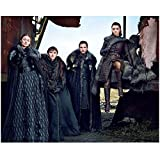 Isaac Hempstead Wright 8 inch x 10 inch Photograph Game of Thrones (TV Series 2011 -) w/Cast kn