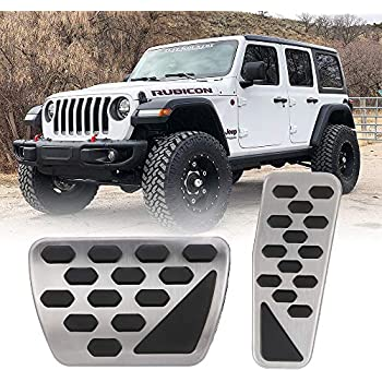 Mopar Jeep Wrangler JL /& Gladiator Manual Transmission Pedal Kit OEM