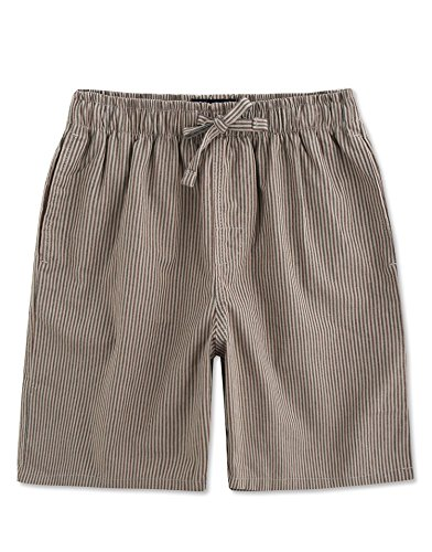 TINFL Men's Plaid Cotton Sleep Lounge Shorts Pajama Pants MSP-12-Khaki S by TINFL