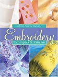 img - for Embroidery: Techniques & Patterns Hardcover June 1, 2005 book / textbook / text book