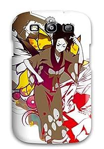 Excellent Design Samurai Champloo Phone Case For Galaxy S3 Premium Tpu Case