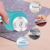Etmury Rotary Cutter Set, Fabric Cutter Sewing Loop