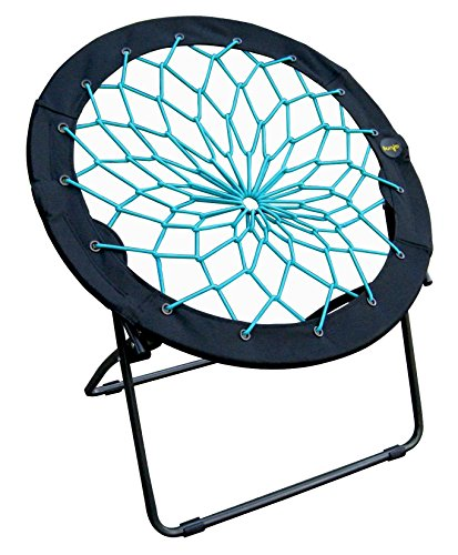 Zenithen IC544S-TV04 Bunjo Bungee Dish Chair (Chair Green Saucer)