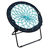 Zenithen Limited IC544S-TV04 Bunjo Bungee Dish Chair (Pack of 1)