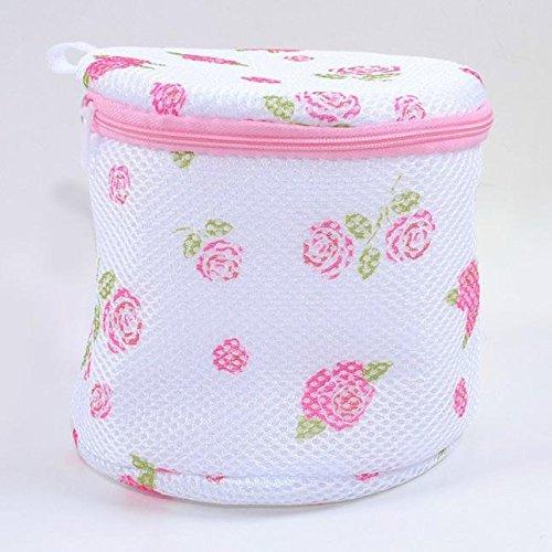 Amazon.com: Gessppo Sujetador Bolsa de lavandería Women Bra Laundry Lingerie Washing Hosiery Saver Protect Mesh Small Bag: Home & Kitchen