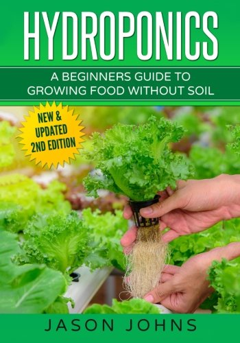 Hydroponics Beginners Delicious Vegetables Hydroponically product image