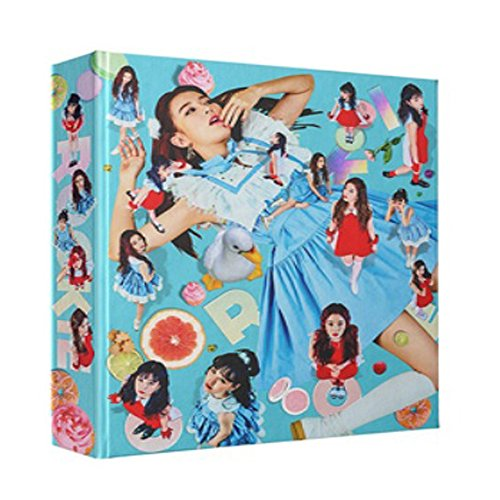 KPOP RED VELVET [ Rookie ] 4th Mini Album CD + Photobook + Photocard + Gift (4 Photocards Set) by SM Entertainment