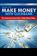 Do you want to find out how to make money with the BIGGEST ONLINE MONEY-MAKING Marketplace - Clickbank!?This guide will take you step-by-step to show you how to make money online with Clickbank Affiliate Marketing, which is one of the fastest...