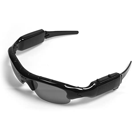 Amazon.com: 3ray – anteojos de sol con integrado HD cámara ...