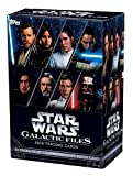 2018 Topps Star Wars Galactic Files - Value Box