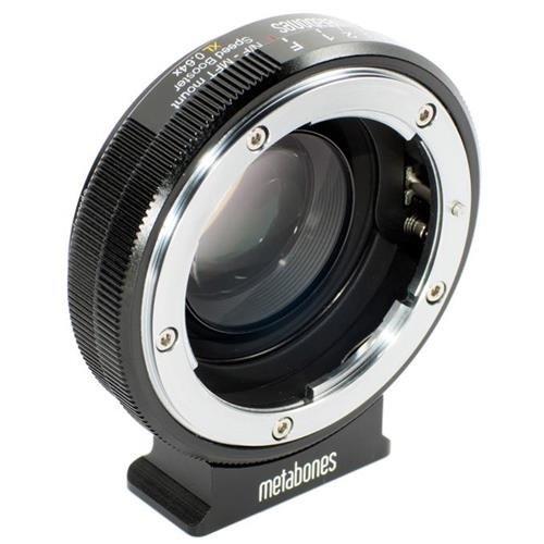 Metabones Nikon G to Micro Four Thirds Speed Booster XL 0.64x by Metabones