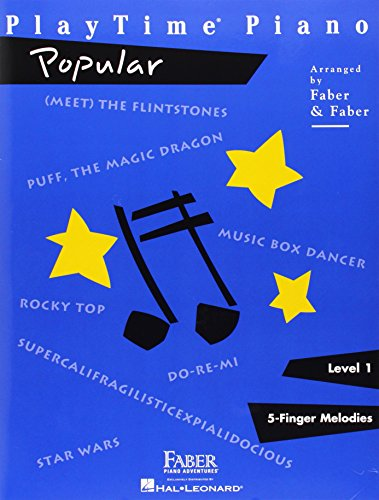 PlayTime Piano - Level 1: Popular