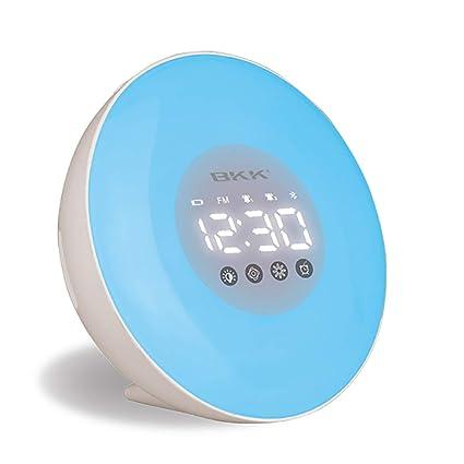 Amazon.com: LINGYUN Wireless Bluetooth Speaker, Bedside ...