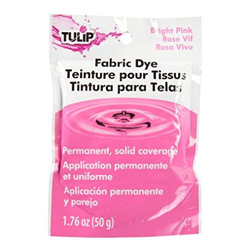 Tulip Permanent Fabric Dye- Bright - Pink Fabric Dye