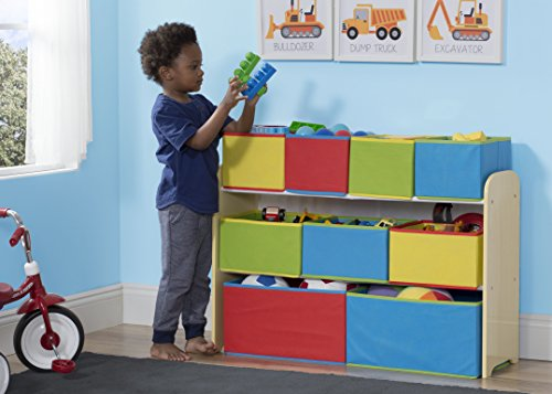 The 8 best kids shelves and storage