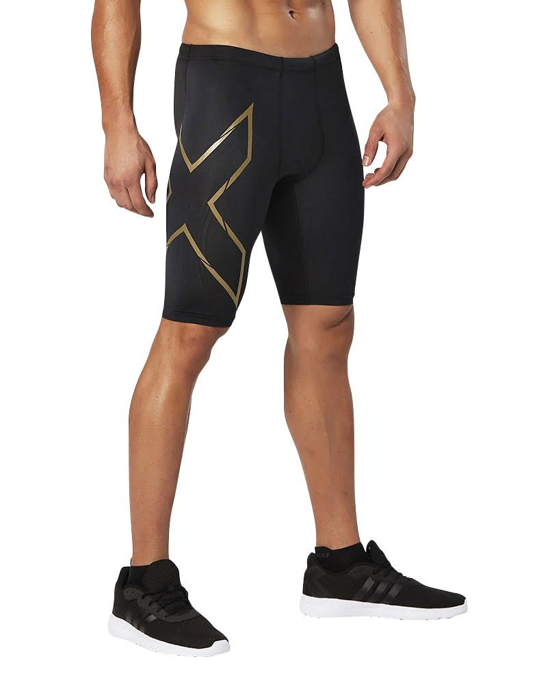2XU Herren  Herren Elite MCS Compression Shorts [Perform] Hose