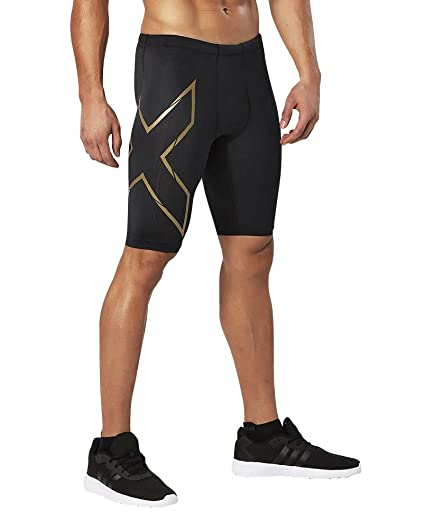 6f0eccd5c3638 Amazon.com : 2XU Men's Elite MCS Compression Shorts : Sports & Outdoors