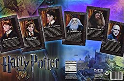 PEZ Harry Potter Limited Edition Collector\'s Series Gift Set of 6 Candy Dispensers