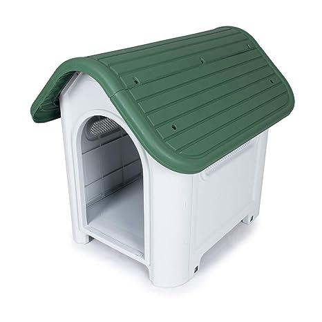 Pet S Solution caseta para Perros PVC L 59 cm X P 75 cm X 66