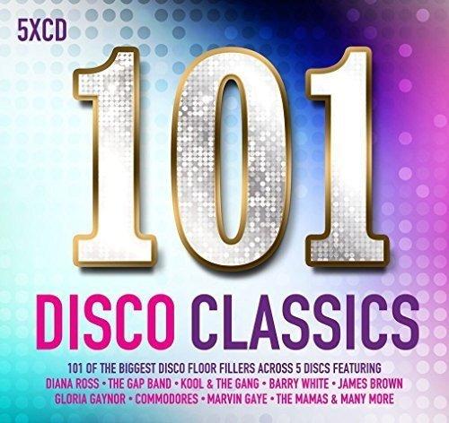 Disco Cd - 101 Disco Classics / Various