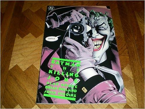 Batman: The Killing Joke 1988 NM First Print Alan Moore