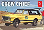 AMT 897/12 AMT 1/25 1972 Chevy Blazer Crew Chief from Amt