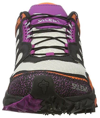Train Multicolor purple Papyrus Salewa 7140 Mesh Wine Trainers Womens Ultra nRFHHW0Ev