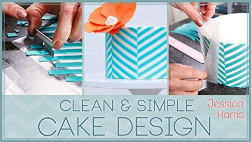 Clean & Simple Cake Design