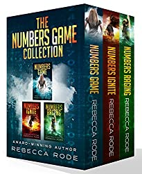 The Numbers Game Collection: Numbers Game Saga 1-3