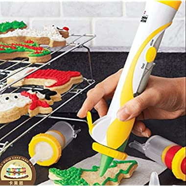 EasTree® Magic Electric Cake Decoration Pen