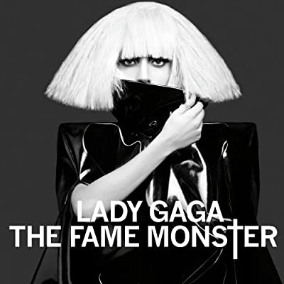 The Fame Monster [Deluxe Edition] Extra tracks Edition by Lady Gaga (2009) Audio CD