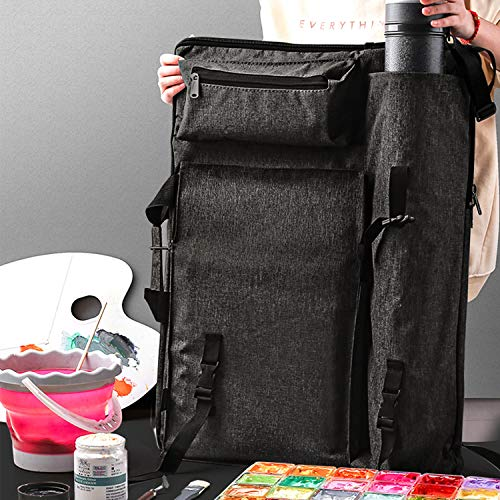 Artist Portfolio Backpack and