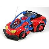 Silverlit Radio Control Whip It Racer - Spider-Man - 27 Mhz